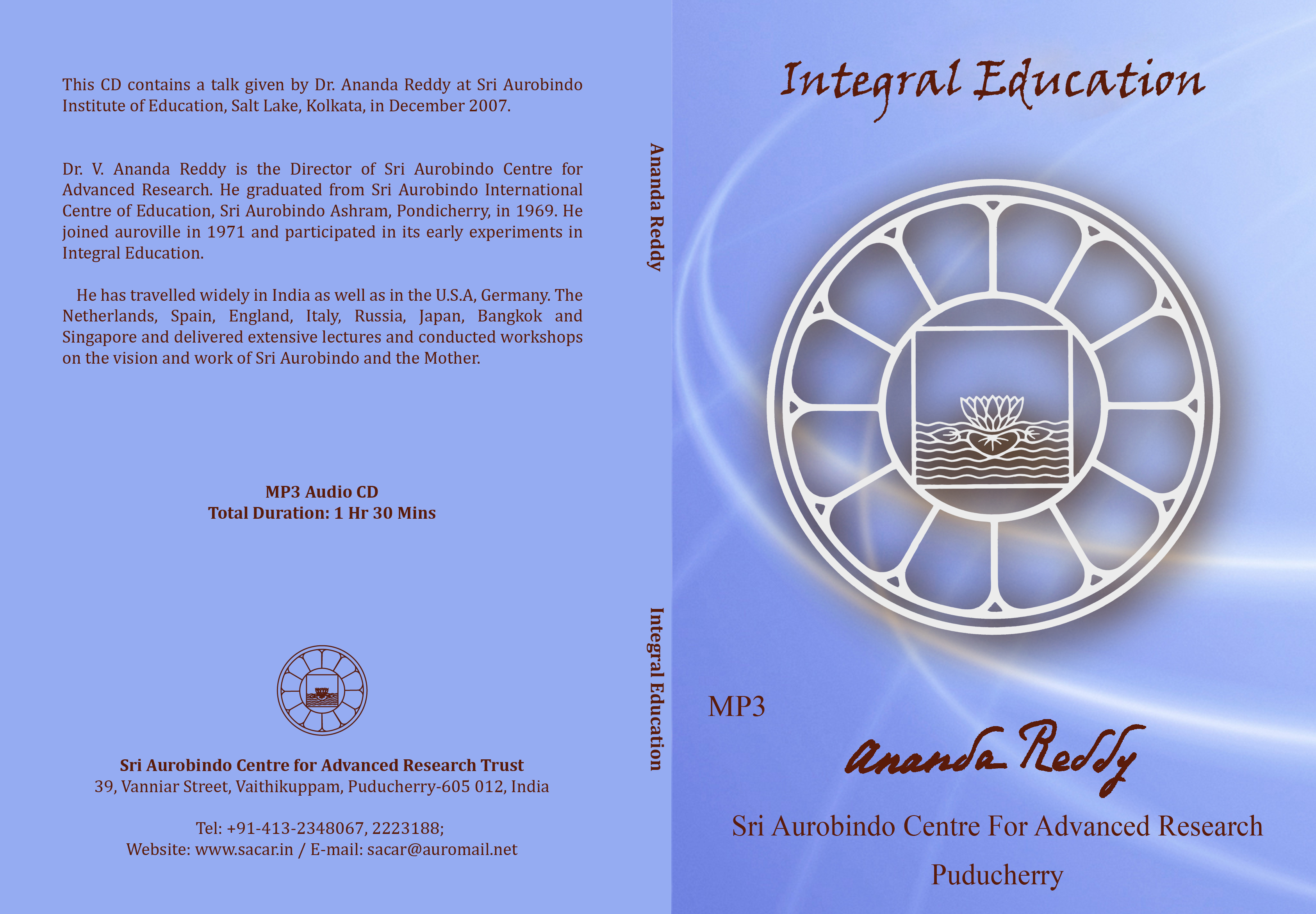 Integral Education